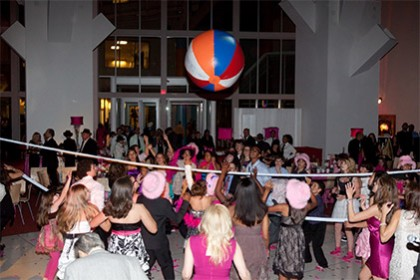 Bar Mitzvah Beachball Party