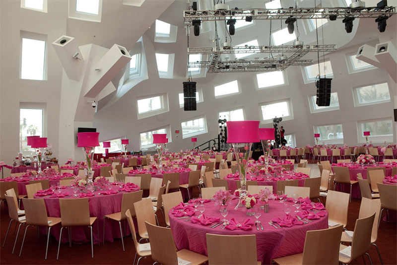 Bat Mitzvah Color Scheme